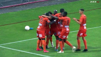 J4 Stade Lavallois - SC Lyon (3-1) FFF TV-1