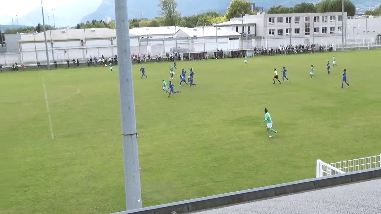 D2F : But Grenoble 0-1 ASSE