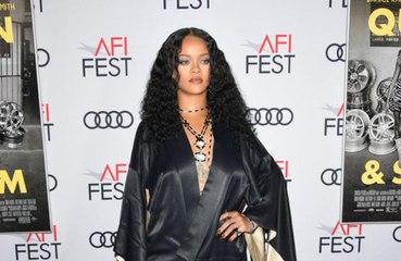 Rihanna yaşadığı kazayı atlattı