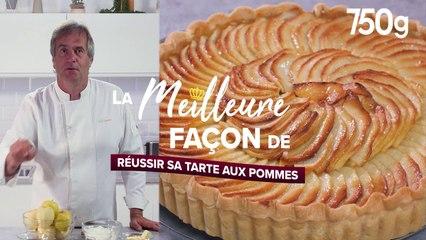 La meilleure façon de... Réaliser une tarte aux pommes - 750g