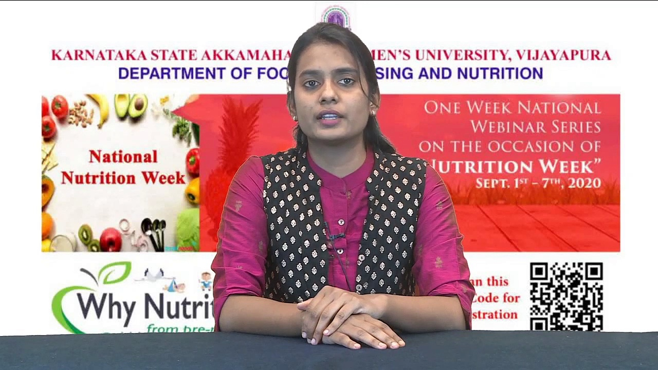 COVID-19 Pandemic – National Webinar _ Nutrition for all ages during COVID-19 Pandemic _ Day 06