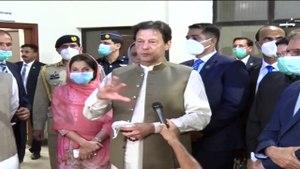 Prime Minister Imran Khan Surprise Visit To Shelter Home