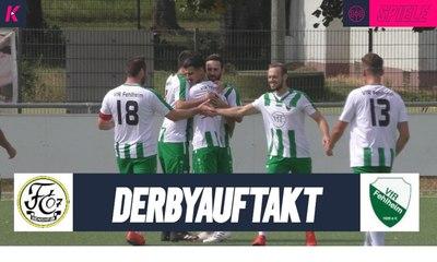 Umkämpftes Derby zum Ligaauftakt | FC 07 Bensheim II - VfR Fehlheim II (Kreisliga A Bergstraße)