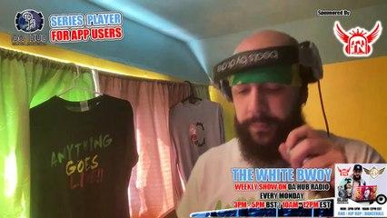 Episode 42 The White Bwoy  (RnB   Dancehall   Soca   Hip Hop)