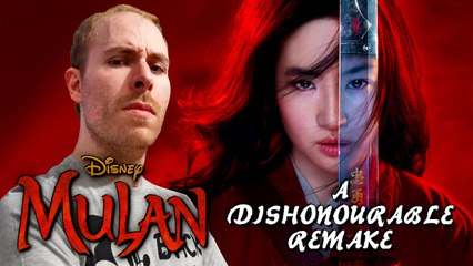 Mulan (2020): A Dishonourable Remake (ESSAY/REVIEW) (SPOILERS)