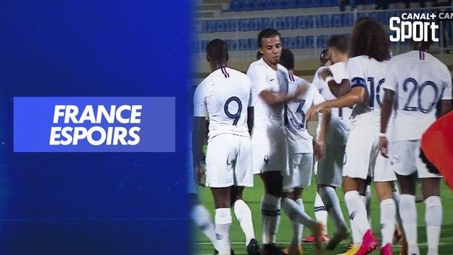 Le résumé de Azerbaïdjan / France - Qualifications Euro espoirs