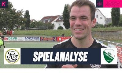 Die Spielanalyse | FC 07 Bensheim II - VfR Fehlheim II (Kreisliga A Bergstraße)