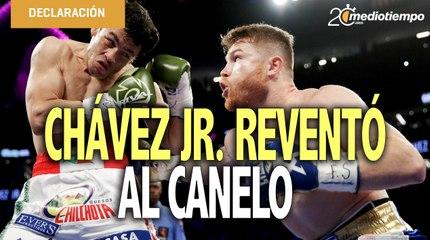 Canelo Álvarez está sobrevalorado: Chávez Jr.