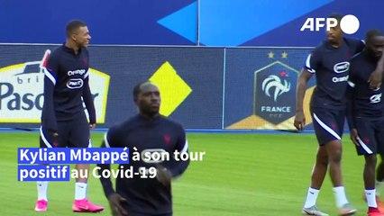 Football: Mbappé testé positif au Covid-19 et forfait pour France-Croatie