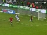 Seria A 2007 2008 Juventus-Roma 1-0 Del Piero