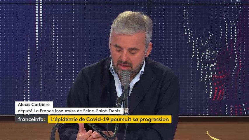 """Coronavirus, union de la gauche, séparatisme... le """"8h30 franceinfo"""" d'Alexis Corbière"""