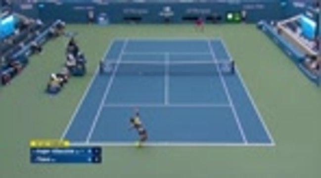 US Open - Thiem surclasse Auger-Aliassime
