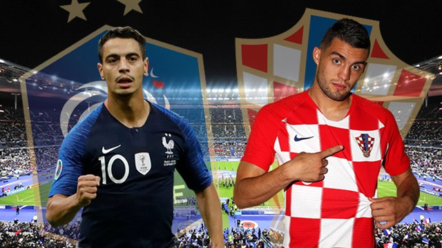 France-Croatie : les compos probables