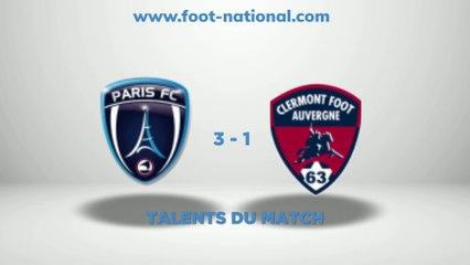 TALENT FOOT NATIONAL - 2ème journée U19 National Groupe B