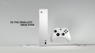 Trailer d'annuncio Xbox Series S