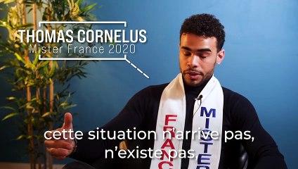 Mister France 2020 : entre rivalités et jalousie ? (Thomas Cornelus, vainqueur de l'élection)