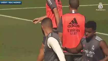 Karim Benzema est déjà en grande forme avec le Real Madrid