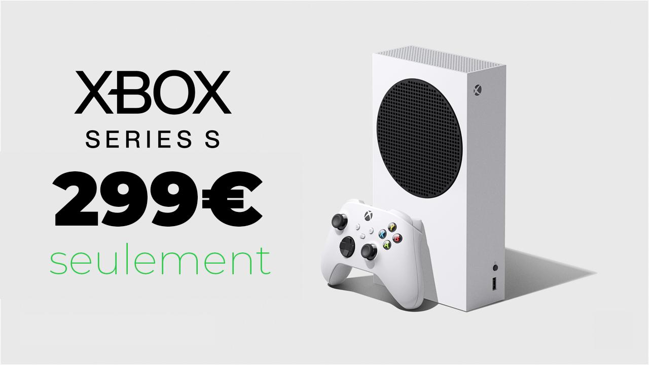 Xbox Series S : PRIX et DESIGN dévoilés ! La botte secrète contre la PS5 !