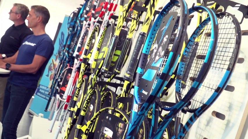 ATP/WTA - La gamme Babolat Pure Drive fait peau neuve cette saison !!