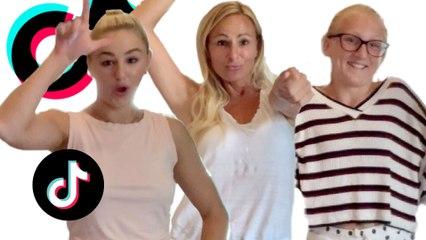 'Dance Moms' Star Chloe Lukasiak TikTok Dance Battles Her Mom | TikTok Challenge Challenge | Cosmo