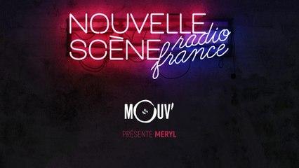 Meryl à la Nouvelle Scène de Radio France