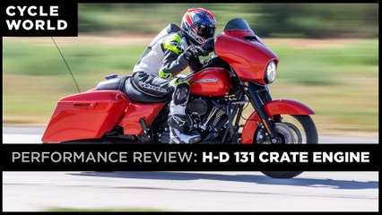 Harley-Davidson 131 Crate Engine Review