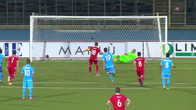 Les buts de Saint-Marin - Liechtenstein - Foot - Ligue des nations