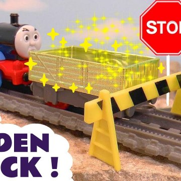 Thomas and Friends Golden Truck Pranks with the Pirate Funny Funlings and Thomas the Tank Engine in this Family Friendly Full Episode English Toy Story for Kids from Kid Friendly Family Channel Toy Trains 4U