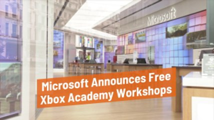 Join The Xbox Academy