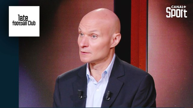 Tony Chapron sur l'arbitrage de PSG / OM