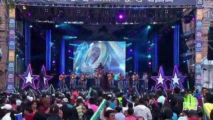 Arelys Henao canta 'Fue mi culpa', uno de sus mayores éxitos
