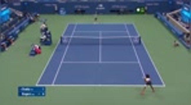 US Open - Osaka surclasse Rogers et file en demies