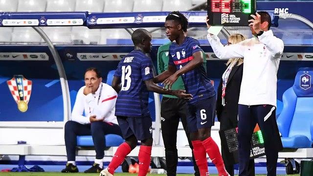Equipe de France : Les tauliers Lloris et Giroud déjà sous le charme de Camavinga