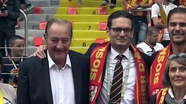 Trois ans après son départ de Lens, Martel revient à la LFP