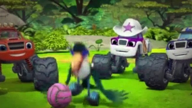 Blaze and the Monster Machines Season 3 Episode 10 Toucan Do It