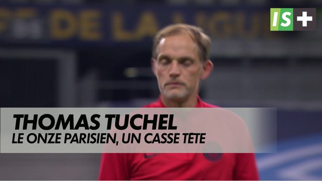 Le onze parisien, le casse tête de Tuchel