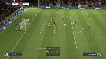 FIFA 20 : notre simulation de RC Lens - PSG (L1 - 2e journée)