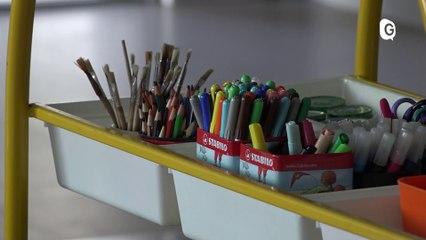 Reportage - Fermeture d'une classe de maternelle à Voreppe