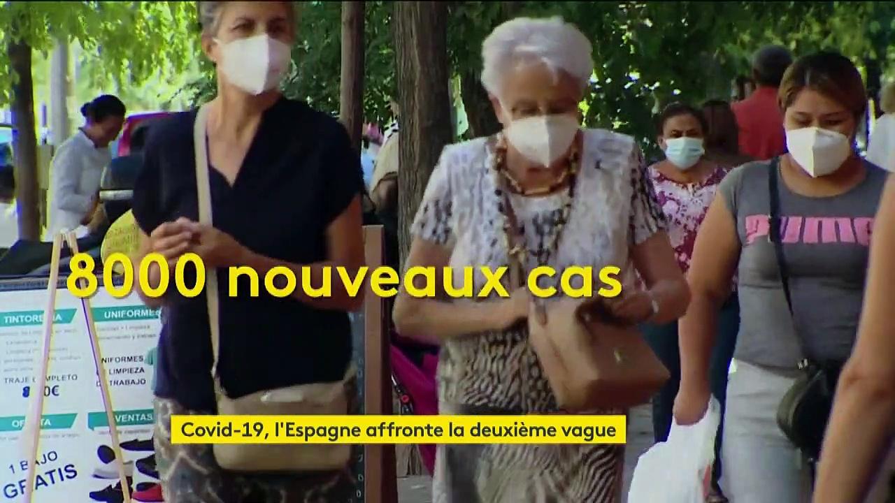 Coronavirus : malgré des mesures de prévention, l'Espagne ne s'en sort pas