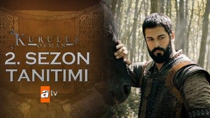 Kuruluş Osman 2. Sezon Tanıtımı