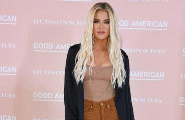 Khloe Kardashian reagisce male alla chiusura del reality di famiglia: 'Non riesco a parlare'