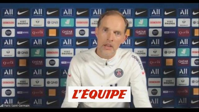 Tuchel : «Il ne faut pas trop attendre» du match de Lens - Foot - L1 - PSG