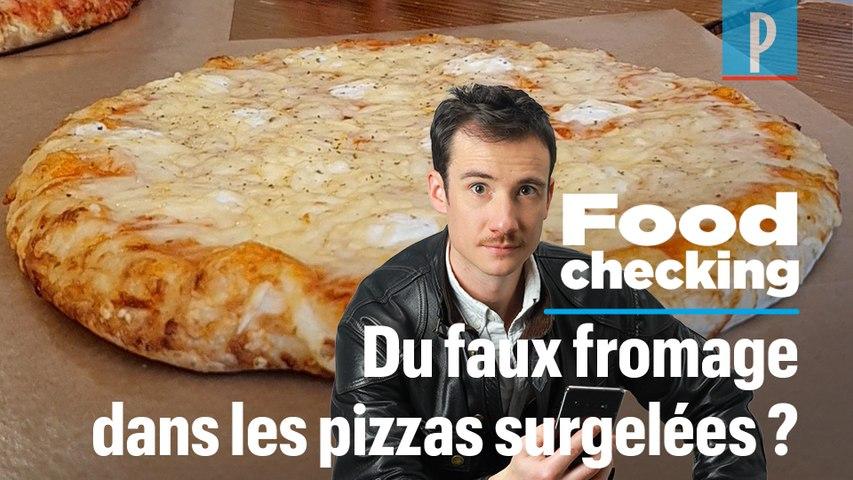 Du faux fromage dans les pizzas surgelées ?