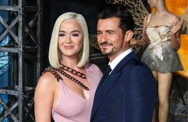 Katy Perry ve Orlando Bloom kızlarını ilk kez gösterdi