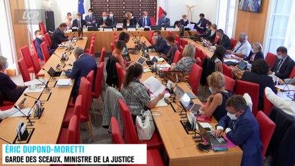 Réforme du Cese : Éric Dupond-Moretti défend l'extension aux 16-18 ans du droit de pétition