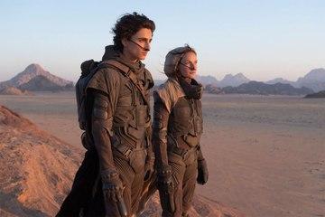 Dune - Bande Annonce Officielle (VF)