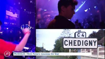 MUSIQUE / Nick Peters nouveau DJ Star
