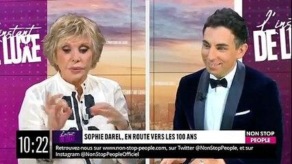 Sophie Darel révèle avoir refusé des avances très insistantes de la part de Claude François - L'Instant de Luxe, Non Stop People