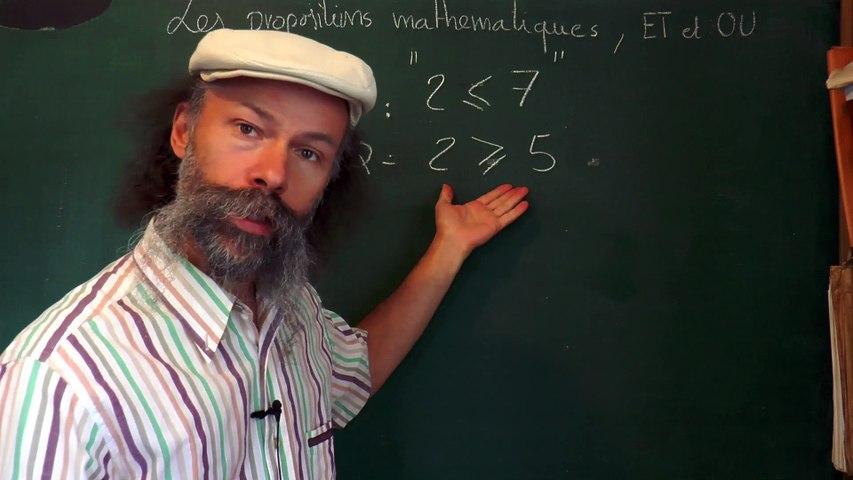 L1-Analyse1-S2.1 Propositions mathématiques