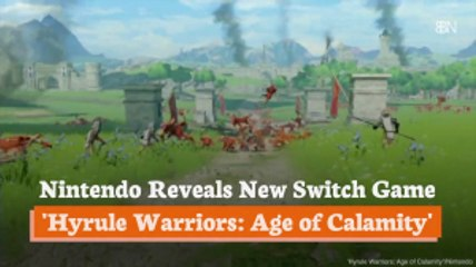 Check Out  'Hyrule Warriors: Age of Calamity'